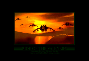 Ride of the Valkyries by ChapterAquila92