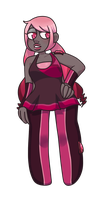 Rose Zircon by AnatomicalAndrogyny
