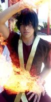 Zuko Cosplay - Earned Patience by Aicosu