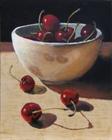 Bowl of Cherries by mbeckett