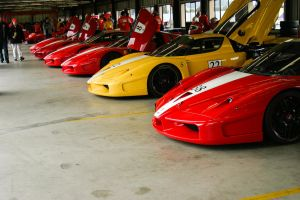 FXX lineup by JoshuaKeefer