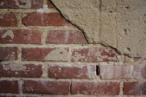 Plastered Brick Texture by element321
