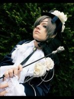 Ciel Phantomhive Cosplay VI by Maryru
