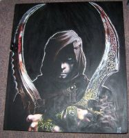 Prince of Persia by WEASELPOO