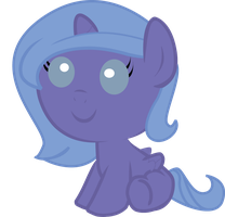 Newborn Luna by MarinaPg