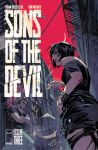 Sons of the devil #3 Cover by toniinfante