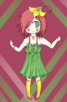 Watermelon Girl - CLOSED by Turquoise-Cherry