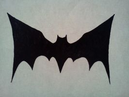 MY BATMAN LOGO by Kongzilla2010