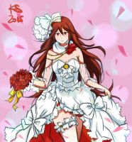 Wedding Bells: Cordelia by Kid-Shiro