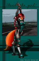 Shawn- Tail Chasers by sayla-renheart