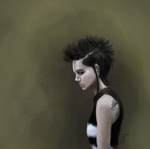 Girl With the Dragon Tattoo by salva-nos