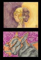 ACEO - Janis and Reanike by Ishaway