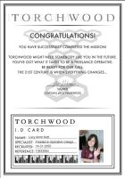I Joined Torchwood, Full Time by BarrowmanFan