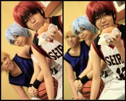 KnB: Snack break by gokulover3