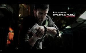 Splinter Cell Conviction Wp 2 by igotgame1075