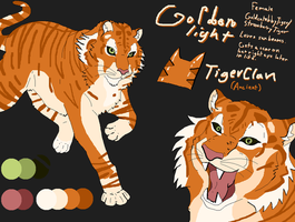Goldenlight Reference by Teelia
