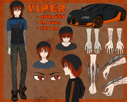 Viper ref. by GreeNissy