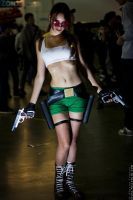 Igromir'11 classic Lara Croft18 by TanyaCroft