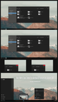 Nost Metro Dark Theme Win10 Anniversary Update1 by Cleodesktop