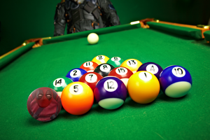 One of those pool games by DukePM