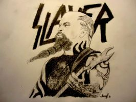 Kerry King by DeadValkyrie793