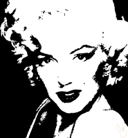 Marilyn 2 by HayleySky