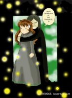 Miss Granger Is My Favourite by Artemissia-G
