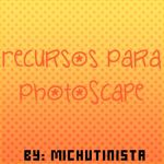 Recursos Para PhotoScape by MichuTinista