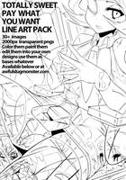 LINE ART PACK #1 by Slugbox