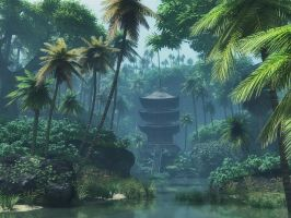 Tropical Vue by Buzzzzz
