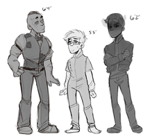 Outlast Height Chart by DonitKitt
