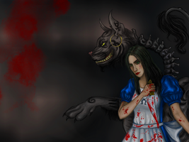 Alice Madness Returns by SomethingSchmancy