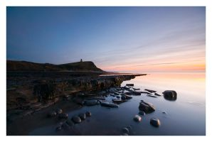 Kimmeridge Bay After Hours by Neutron2K