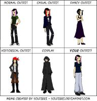 Miya's outfit meme by TheArtgrrl