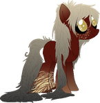 CLOSED AUCTION -  Pone Adopt by Br0kenP0nies