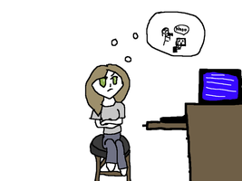 How I Feel when my Computer Freezes. by LeadDragonRider