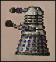 Dalek by Jelizaveta