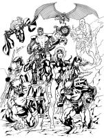x-men 1 by manzur1138