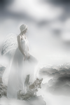 Over The Clouds by Lhianne