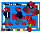 Max Reference Sheet by max7345