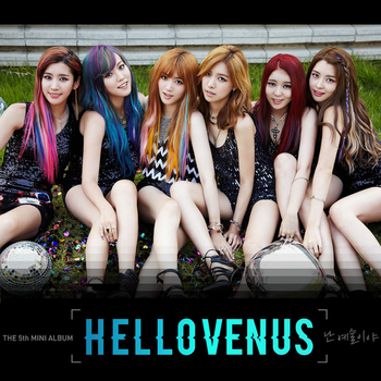 HELLOVENUS - I'm ill by Princesse-Betterave