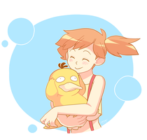 misty by Chiptoony