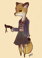 Darcy by squiddleville