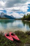 Maligne Lake, Canada by CasualImages