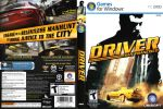 Driver - San Francisco PC DVD Cover by rapt0r86