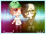 Who is youre favorite (Speedpaint) by Vecky1232