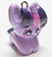 Twilight Sparkle Charm by MilkCannon