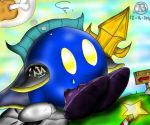 Metaknight by NyandrewB
