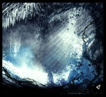 Alien cave by GAVade
