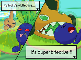 ''It's Super Effective!'' by Rotommowtom